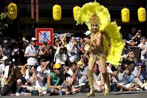 Japón tiene una gran conexión con Brasil, ya que este país suramericano acoge una de las mayores colonias en el extranjero de la diáspora nipona.