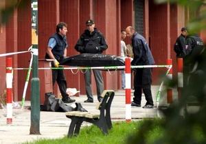 El agresor mató en un piso a los cinco miembros de una familia de etnia gitana y también a un sexto familiar que vivía en otro apartamento del edificio.