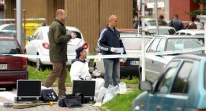 Entre los heridos hay un niño de 5 años, grave, y un policía.