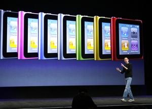 El gigante tecnológico Apple presentó su nueva generación de dispositivos iPod y una remodelada Apple TV o iTV en un evento en San Francisco que sirvió para lanzar la red social musical Ping integrada en iTunes.