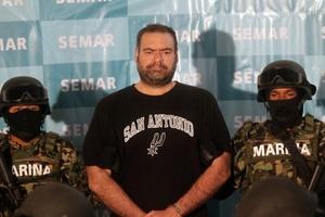 La Marina llevaba 10 meses siguiendo los pasos del narcotraficante.