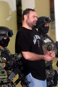 'El Grande' fue arrestado por personal de la Armada 'sin un disparo'.