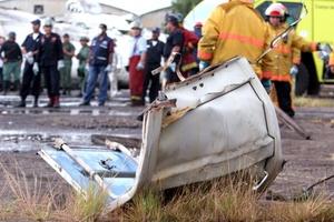 Según fuentes aeronáuticas extraoficiales, el piloto habría intentando realizar un aterrizaje de emergencia .