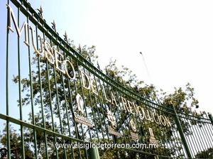 El Nuevo Museo de la Revolución se encuentra en el chalet de la esquina de Lerdo de Tejada y Gregorio A García.