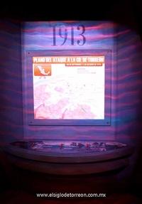 Visitantes pueden aprender interactuando en el museo.