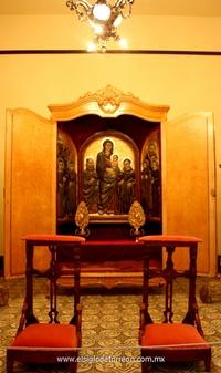 Los visitantes pueden viajar en el tiempo al visitar La Casa Histórica Arocena.