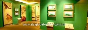 El Museo Arocena cuenta también con exposiciones de la historia de la comarca lagunera.