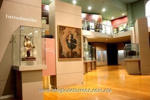 En  el museo Arocena se encuentra una sala permanente sobre el Arte Virreinal Mexicano.