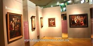 En el museo se pueden encontrar distimtas obras del Renacimiento.