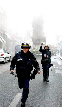 Las manifestaciones fueron predominantemente pacíficas durante meses, pero algunas escalaron esta semana a niveles de violencia diseminada.