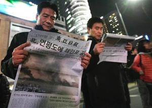 En un comunicado, un portavoz de la Casa Presidencial de Corea del Sur advirtió hoy de que otro incidente similar tendría una dura represalia y que no se pueden tolerar más ataques con artillería contra civiles.