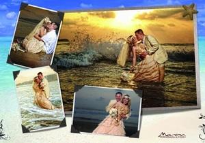 L.A.E. Araceli Romero Juárez y C.P. Ricardo Valenzuela Núñez unieron sus vidas en matrimonio el 22 de octubre de 2010 en las playas de Ixtapa Zihuatanejo. <p> <i>Estudio Morán</i>
