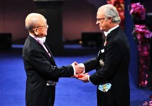 Akira Suzuki compartió el Premio Nobel en Química con Ei-ichi Negishi.