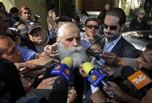 El titular del Ejecutivo expresó su alegría por la liberación de Fernández de Cevallos.