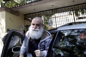 Diego Fernández de Cevallos agradeció el apoyo brindado por los medios desde su casa de Las Lomas.