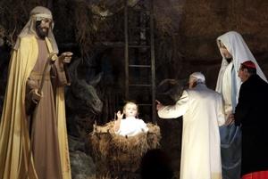 Con la celebración de las Vísperas de la Solemnidad de María Madre de Dios y el Te Deum, el Papa cerró su agenda de actos litúrgicos de este año.