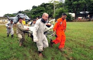 La presidenta Dilma Rousseff promulgó una medida para canalizar 461 mdds a los pueblos de Río y Sao Paulo que sufrieron daños en las recientes lluvias.