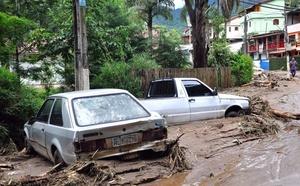 La esperanza de las autoridades es que las lluvias den una tregua en la región, para que los trabajos de rescate puedan continuar.