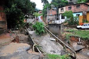 Teresópolis, una tranquila ciudad en la zona serrana de Río de Janeiro, fue golpeada por una tragedia que causó al menos unos 257 muertos.