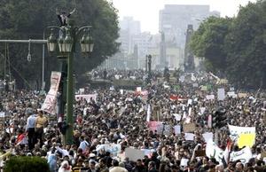 El régimen advirtió en distintas ocasiones que si deja el poder existe el riesgo de que se levante un gobierno islámico.
