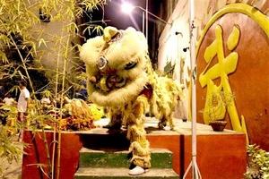 Danzas, música y artes marciales son parte de las celebraciones del año nuevo chino.