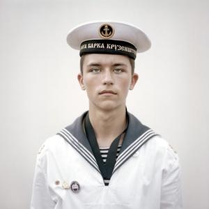 Fotografía que muestra Kirill Lewerski, cadete del buque escuela ruso Kruzenshtern, obra del fotógrafo holandés Joost van den Broek, de Volkskrant, ha ganado el 2º premio en la categoría de Fotografías individuales de retratos.