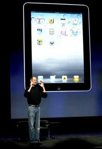 La tableta informática será un 33 por ciento más delgada que el iPad, más fina incluso que el iPhone 4.