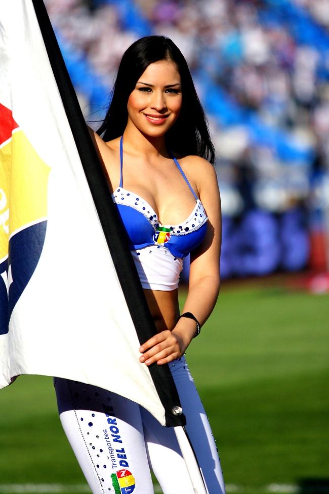 mejores porristas futbol mexicano fotografía 191349