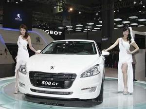 Peugeot 508 GT. El salón, de diez días de duración, se inaugurará el 1 de abril en Goyang, al noroeste de Seúl, para motrar las novedades de 130 firmas de ocho países.