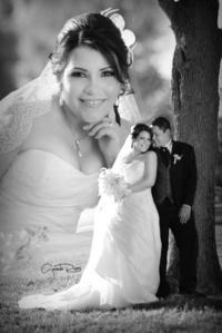 Cristina Martín del Campo Corral el día que unió su vida a la del Sr. José E. Rocha Sifuentes.- Videosecuencia Creativa.  <p> <i>Gerardo Rivas</i>