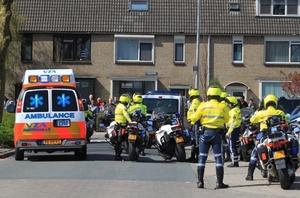 16 heridos en la ciudad holandesa de Alphen aan den Rijn (oeste), anunció  el ayuntamiento.