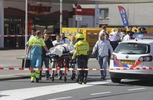 Un hombre armado abrió fuego esta mañana en un centro comercial de Alphen aan den Rijn, oeste de Holanda, y mató a cinco personas.