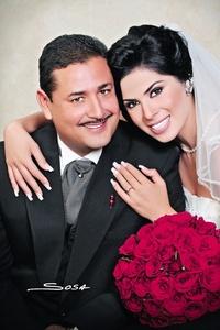 Marycarmen Guzmán y Sr. Modesto Alcalá Martínez contrajeron matrimonio civil, el  15 de abril de 2011. Ellos son hijos de las señoras Caridad Esquivel y Julia Martínez Muñoz, respectivamente. <p> <i>R. Sosa</i>