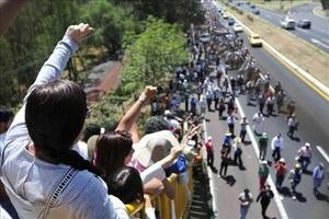 La demanda es que todos los sectores del país se unan para refundar México como una nación libre de la violencia del crimen organizado y la corrupción que lo alimenta, y que genere oportunidades para la población.