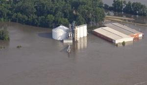 El SMN también emitió una alerta de inundaciones para el río Tennessee -un importante afluente del Misisipi- hasta el próximo sábado.
