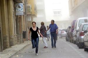 En España se producen al año unos dos mil 500 terremotos.