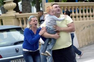 El terremoto de 5.2 grados es el más grave en los últimos cincuenta años en España.