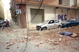 Los temblores causaron el pánico en la población, que se encuentra en las calles de la ciudad ante el temor de que se produzcan réplicas.