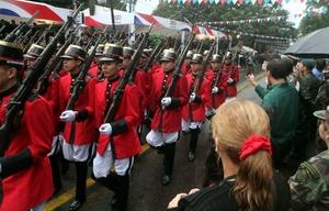 Paraguay alcanzó la independencia de España el 14 de mayo de 1811.