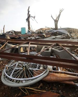 El tornado del domingo es producto de las tormentas que asolaron el Medio Oeste norteamericano, de Wisconsin a Texas.