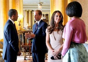 La pareja real no tenían programado asistir al banquete en honor del presidente y su esposa por la noche.