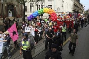 Amnistía Internacional instó a las autoridades húngaras para que  revocarán la resolución emitida el 11 de febrero por el jefe de la Policía de Budapest de prohibir la marcha del Orgullo Gay.