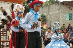Esta festividad tiene su punto culminante el jueves de Corpus cuando la comunidad de Suchiapa, Chiapas, recibe a danzantes de las comunidades cercanas para entrar a la ermita del Santísimo donde se encuentra el centro ceremonial chiapaneco.