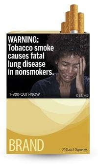 El tabaco es la principal causa de muertes evitables en Estados Unidos, donde mata a 443,000 personas al año y a 1,200 al día.