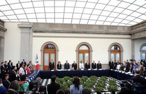 Luego que Sicilia le exigiera una disculpa, Calderón dijo que debe pedir perdón por no proteger a las víctimas, pero no por lanzar la guerra al narco.