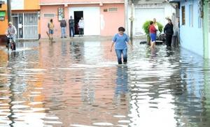 La Secretaría de Salud del estado, por instrucciones del Gobernador Egidio Torre Cantú, estaba atendiendo a los damnificados en los Centros de Refugio Temporal, dotándolos de cobijas, alimentos y medicamentos.
