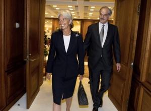Trabajaré realmente duro para superar ese mal trago y asegurarnos de que concentramos nuestros esfuerzos en la dirección correcta, que consiste en generar un trabajo excelente con un buen esfuerzo colectivo, añadió Lagarde.