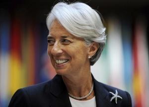 ).- Christine Lagarde asumió hoy las riendas del Fondo Monetario Internacional (FMI) con el compromiso de seguir los más altos estándares de conducta ética y una repleta agenda de trabajo en la que Europa ocupa un lugar destacado.