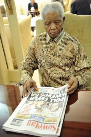 Decenas de agencias de viajes sudafricanas ofrecen paquetes vacacionales en torno a la vida del expresidente Nelson Mandela.
