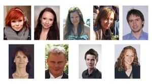 Noruega celebró los primeros funerales de las víctimas de la masacre en la que murieron 77 personas.